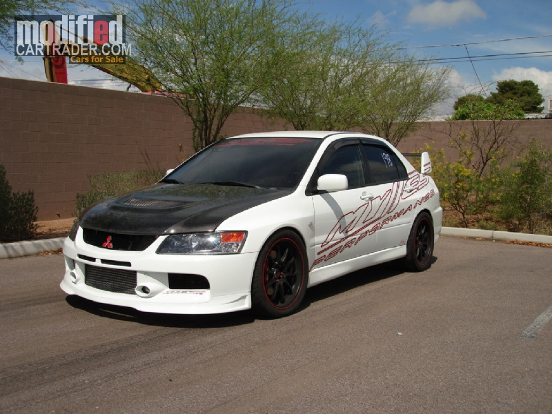 2006 mitsubishi evolution ix lancer evo mr for sale apache jct arizona. Black Bedroom Furniture Sets. Home Design Ideas