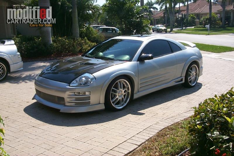 2001 Mitsubishi Gt Turbo Eclipse Gt For Sale Boca