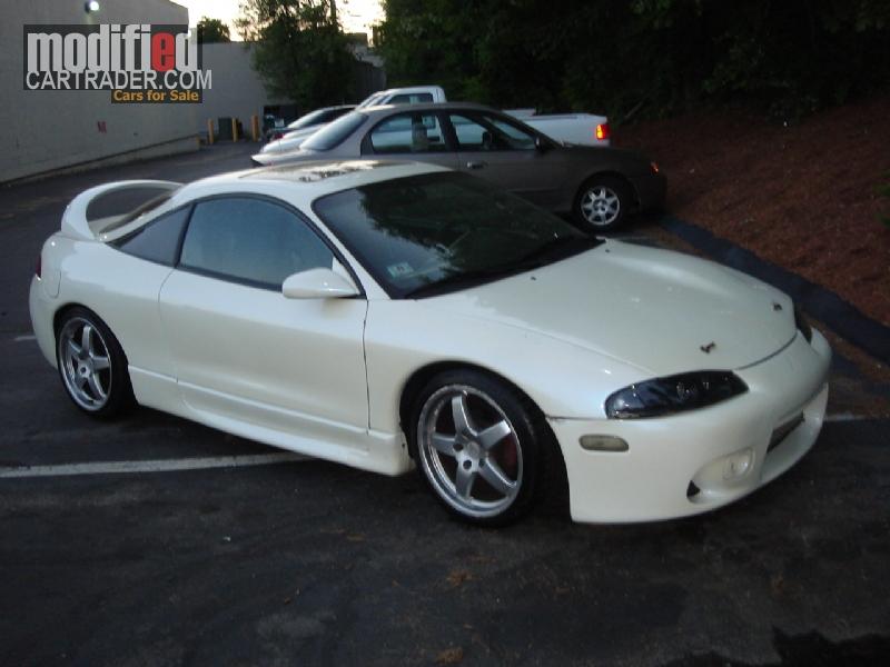 1997 Mitsubishi Eclipse gst For Sale | N Reading Massachusetts