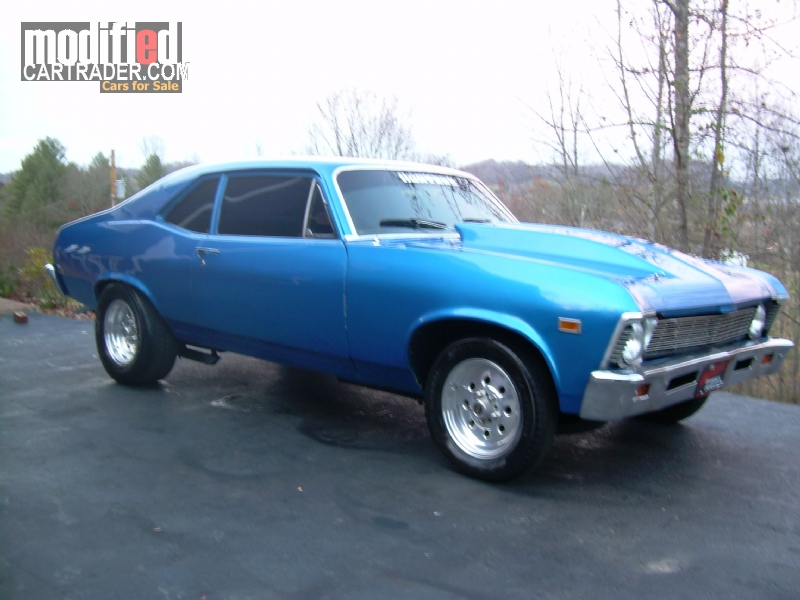 1969 Chevrolet Nova For Sale | Celina Tennessee