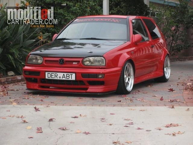 Volkswagen Gti Vr6 Specs >> 1996 Volkswagen Gti Vr6 Gti Show Race For Sale