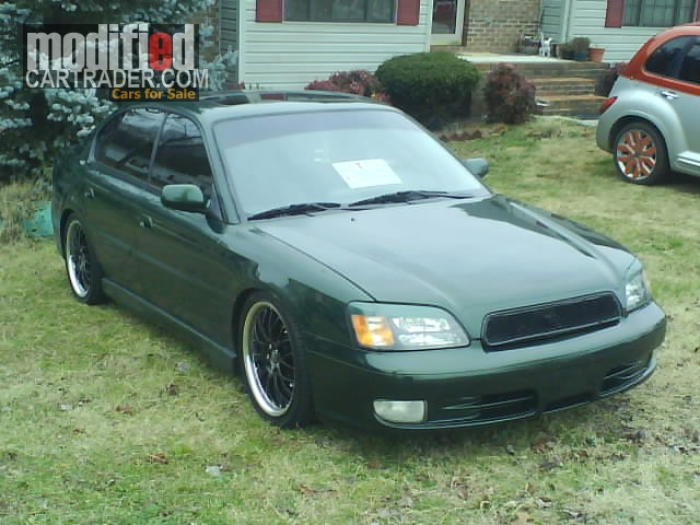 2000 subaru legacy other gt for sale knoxville tennessee. Black Bedroom Furniture Sets. Home Design Ideas