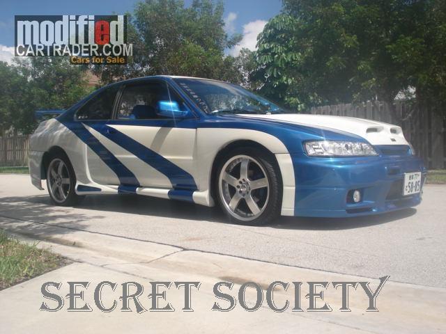 1997 Honda Accord Vtech