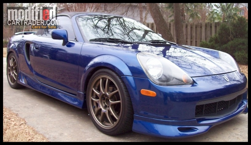 Toyota Of Spartanburg >> 2000 Toyota MR-S, MRS, MR2 [MR2 Spyder] For Sale ...