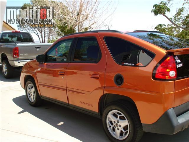 2005 Pontiac Aztek For Sale City Ranch California
