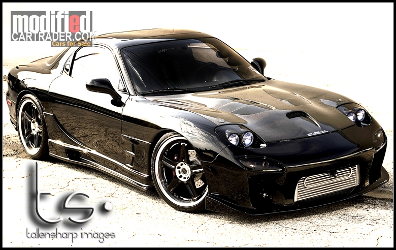 1993 mazda fd rx 7 for sale converse texas. Black Bedroom Furniture Sets. Home Design Ideas