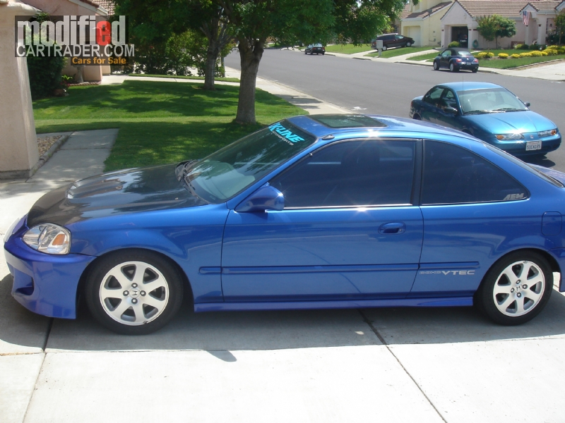 2000 honda civic si for sale vacaville california. Black Bedroom Furniture Sets. Home Design Ideas