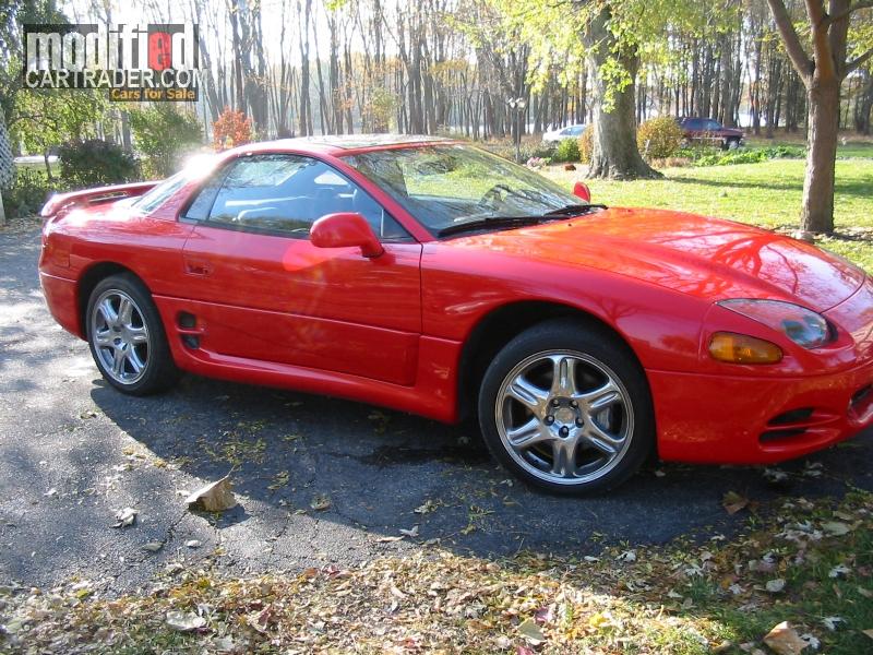 Modified Car Trader >> 1994 Mitsubishi 3000gt Vr4 For Sale Ogden Illinois
