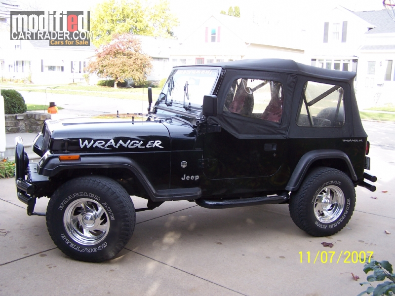 1994 Jeep Wrangler For Sale