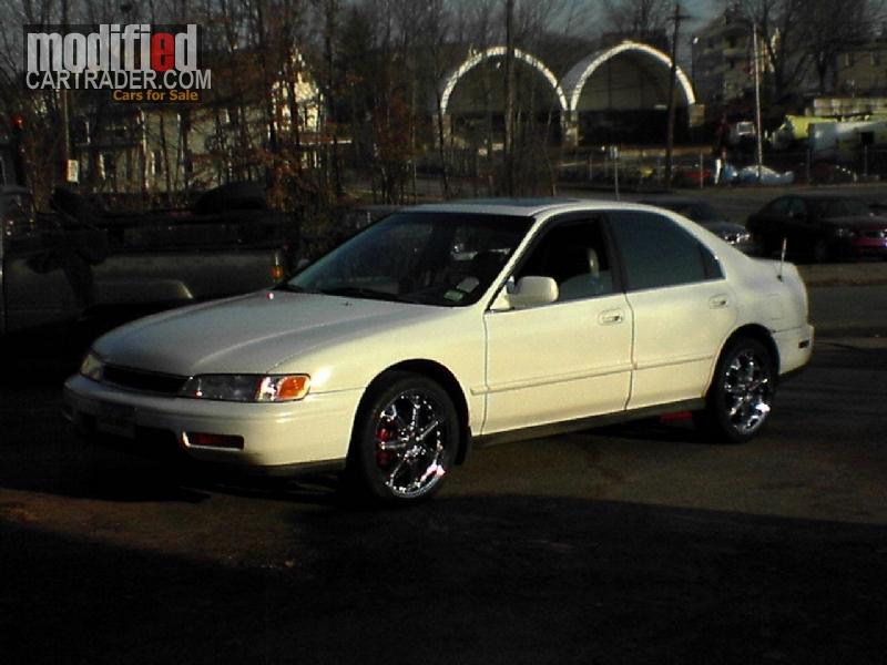 1995 honda accord ex v6 accord ex v6 for sale new brit for Honda accord v6 for sale