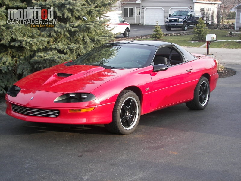 1997 Chevrolet Camaro SS Camaro Z28SS For Sale  Hampshire Illinois