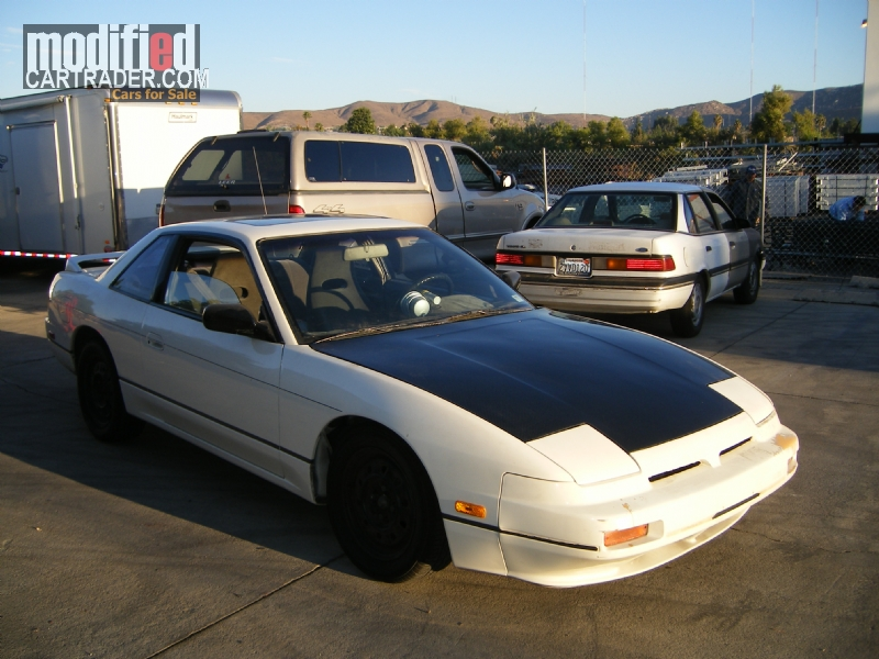 1989 nissan s13 silvia 240sx for sale santee california. Black Bedroom Furniture Sets. Home Design Ideas
