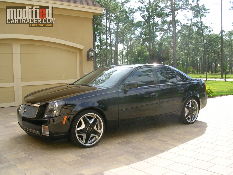 2005 Cadillac Cts 3 6l For Sale Cape Coral Florida