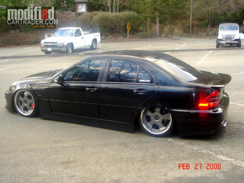 2001 mercedes c320 for sale edmonds washington for 2004 mercedes benz c320 parts