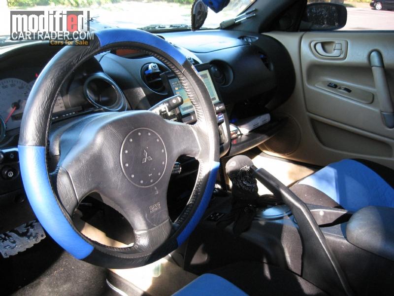 2001 Mitsubishi Eclipse For Sale 2001 Mitsubishi Eclipse Spyder