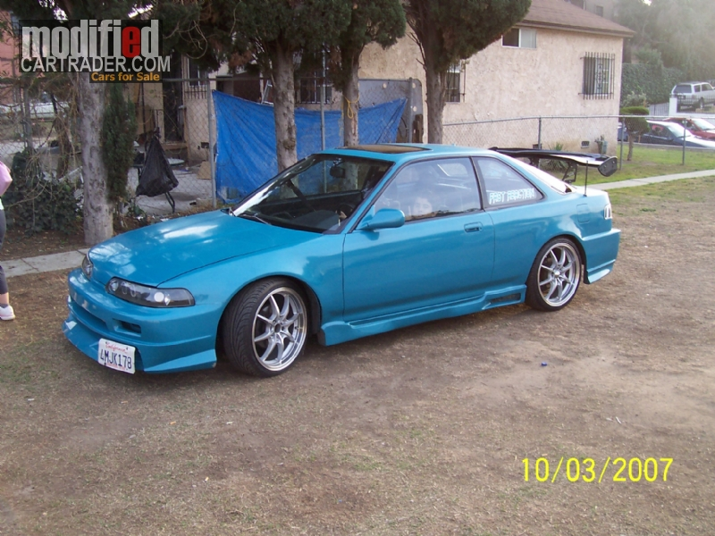 1991 Acura Integra ls For Sale | August F. Haw California