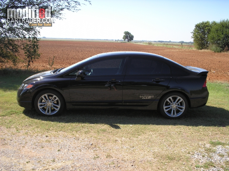 2007 honda civic si for sale enid oklahoma. Black Bedroom Furniture Sets. Home Design Ideas