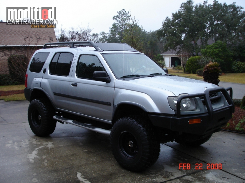 2002 nissan supercharged xterra se for sale choctaw beach florida. Black Bedroom Furniture Sets. Home Design Ideas