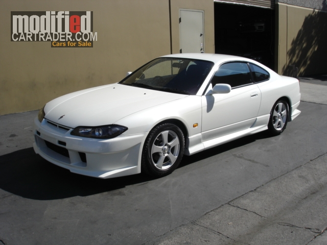 2000 Nissan S15 Silvia Spec R For Sale