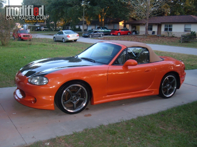 1999 mazda miata mx 5 for sale belleview florida. Black Bedroom Furniture Sets. Home Design Ideas