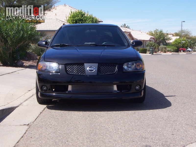Nissan Sentra 2006 Custom