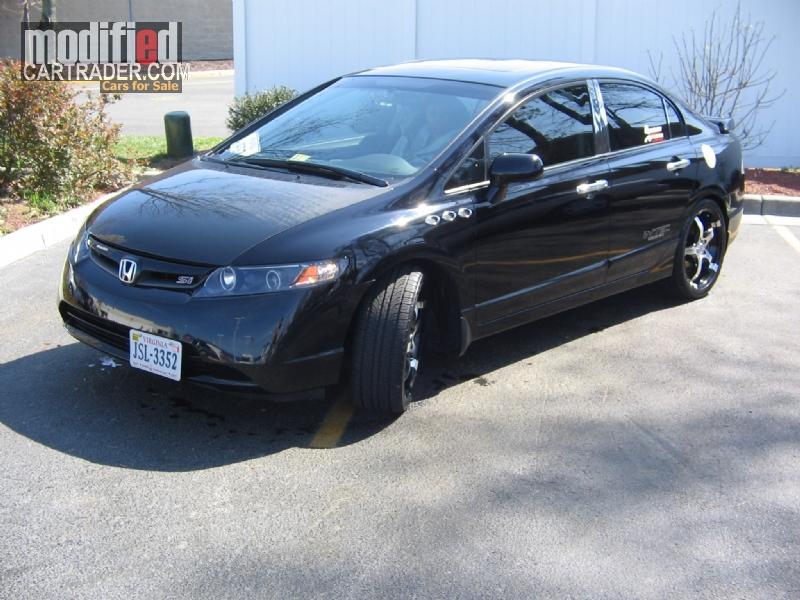 2007 Honda Civic Si Civic Si For Sale Chesapeake Virginia