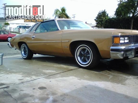 All Types  1974 Pontiac Lemans Sport Coupe For Sale  19s20s Car