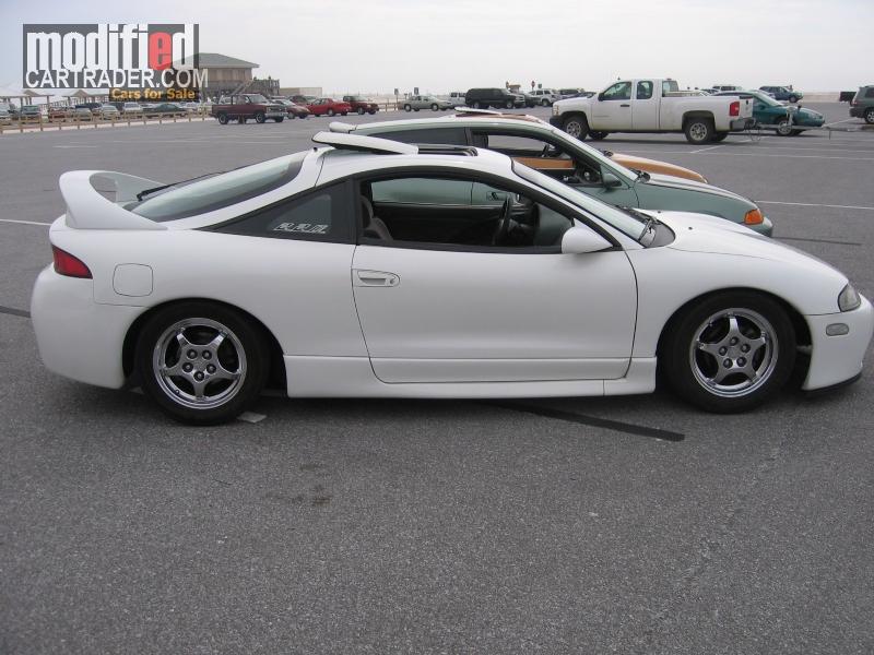 1999 Mitsubishi Eclipse GST For Sale | Pensacola Florida