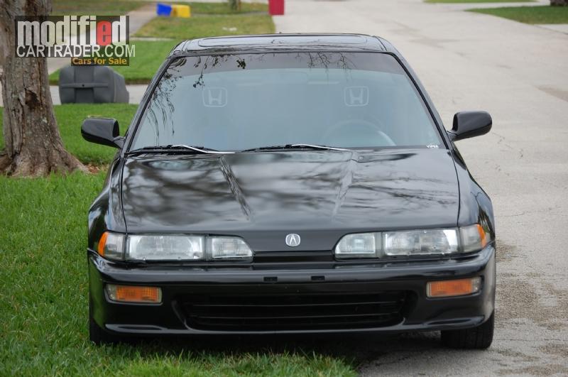 Acura Integra on 1993 Acura Integra 4 Door