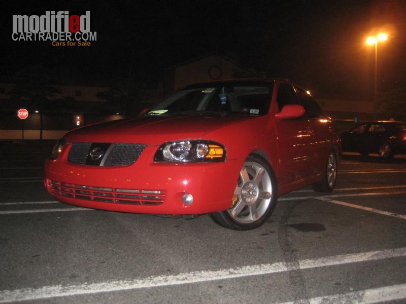 2004 Nissan Sentra SE-R Spec-V For Sale | Teaneck New Jersey