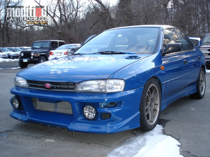 1994 Subaru Impreza Sti Jdm Ver Ii For Sale Greenfield