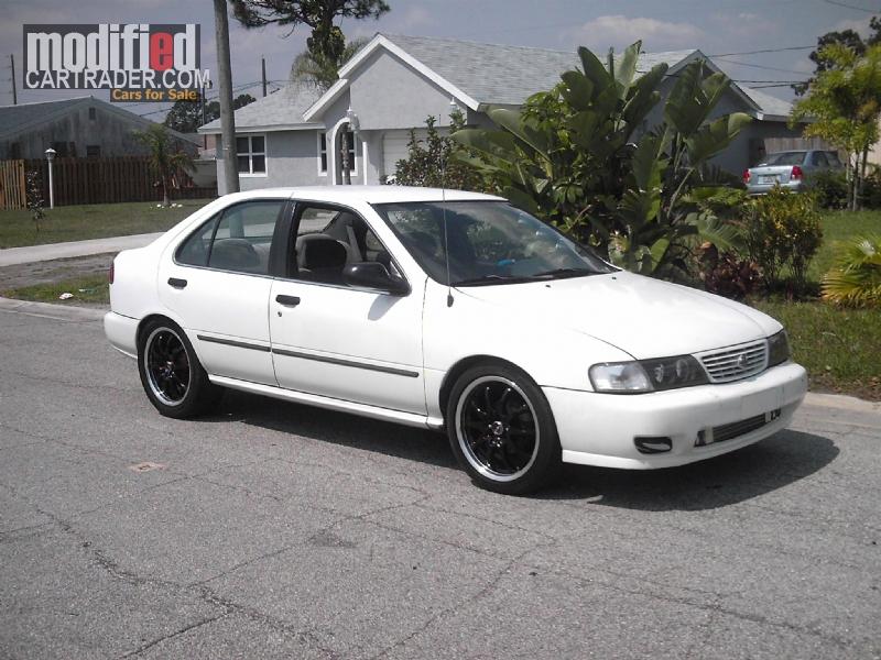 1998 Nissan Sentra Gxe For Sale Vero Beach Florida