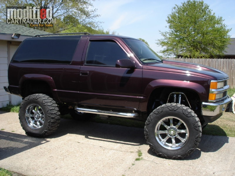 1996 Chevrolet Tahoe 4x4 For Sale Griffing Texas