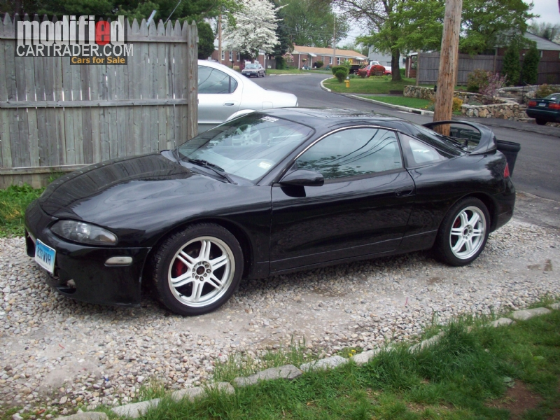 1995 mitsubishi eclipse gst for sale fairfield connecticut. Black Bedroom Furniture Sets. Home Design Ideas