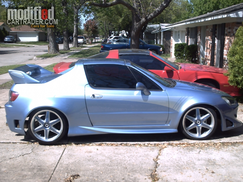 1995 honda del sol si for sale plano texas. Black Bedroom Furniture Sets. Home Design Ideas