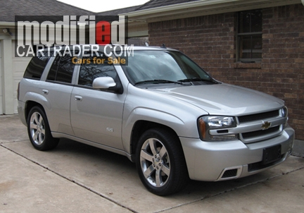 2006 chevrolet trailblazer ss for sale houston texas. Black Bedroom Furniture Sets. Home Design Ideas