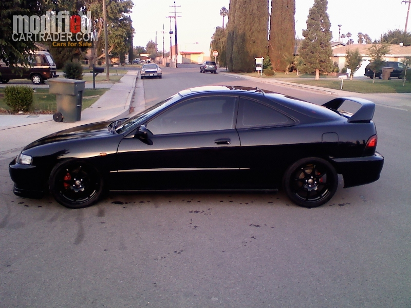 Gallery For > Black Acura Integra Gsr