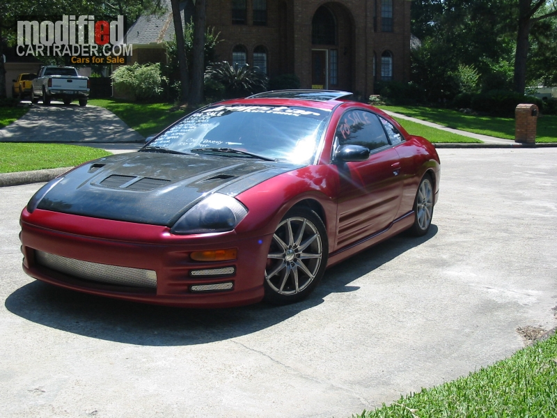 2001 mitsubishi eclipse gt for sale atascocita texas. Black Bedroom Furniture Sets. Home Design Ideas
