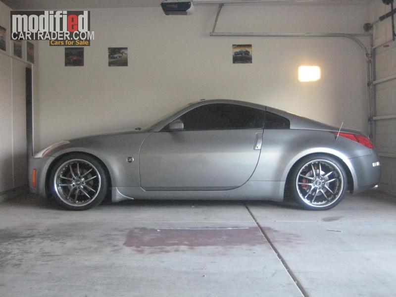 2003 Nissan 350z 350Z Greddy TT For Sale