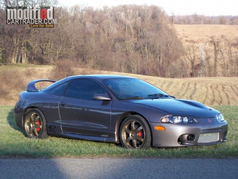1998 Mitsubishi Turbo Eclipse [Eclipse] Gs-T For Sale | Fairburn Georgia