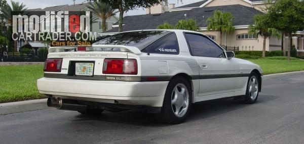 1987 Toyota Turbo [Supra] Turbo Targa 5 Speed For Sale | Virginia Bch  Virginia