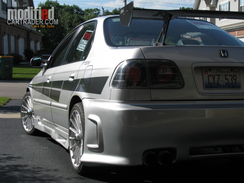 2000 Honda Heavily Modified EVERYTHING [Civic] For Sale ...