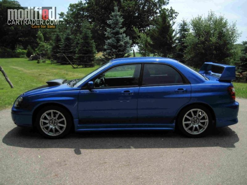2004 Subaru STi Clone 330 Hp [Impreza WRX] STi Clone For
