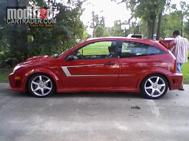 2005 Ford Saleen Focus For Sale  Lakeview Texas