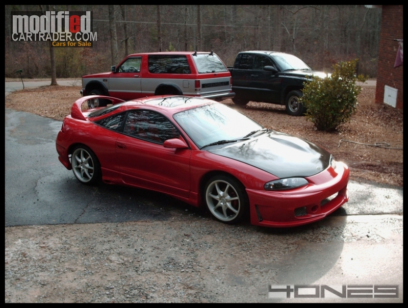 1998 mitsubishi eclipse gs for sale inman south carolina. Black Bedroom Furniture Sets. Home Design Ideas