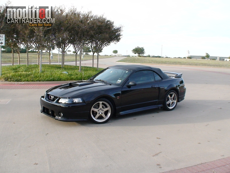 2002 Ford Roush Stage 2 Mustang Roush For Sale  Garland Texas