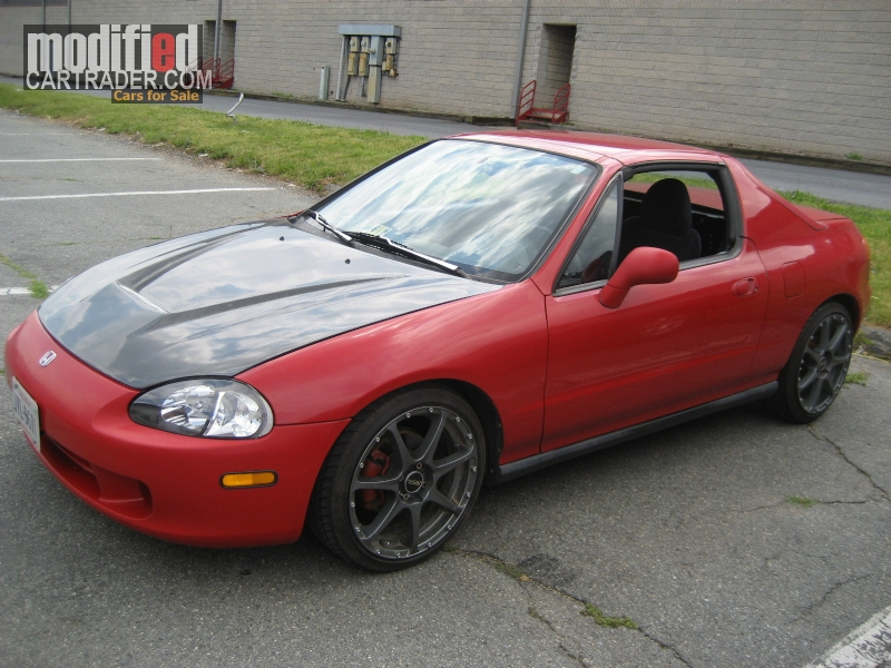 1996 honda del sol vtec for sale merrifield virginia. Black Bedroom Furniture Sets. Home Design Ideas