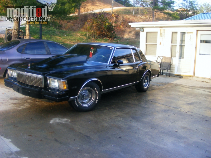 1979 Chevrolet Monte Carlo For Sale | Tanksley Kentucky