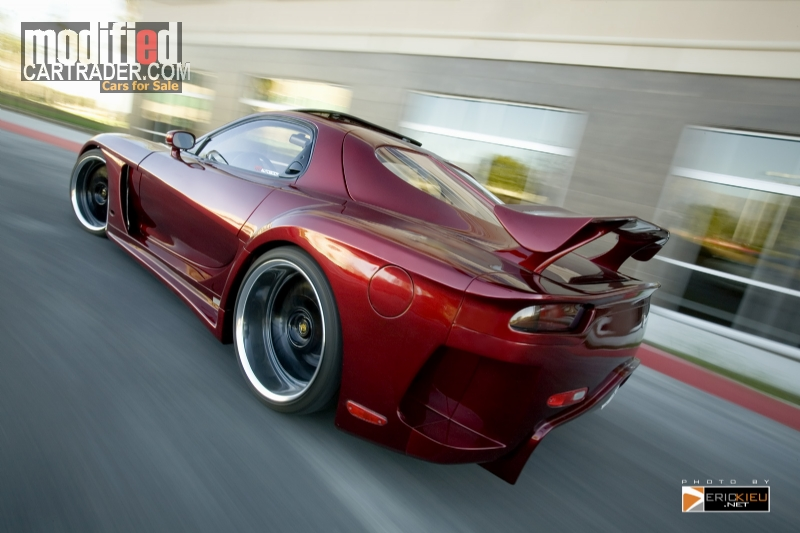 Veilside Rx7 For Sale >> 1993 Mazda Veilside Fortune Widebody Rx 7 Rx7 For Sale Chino