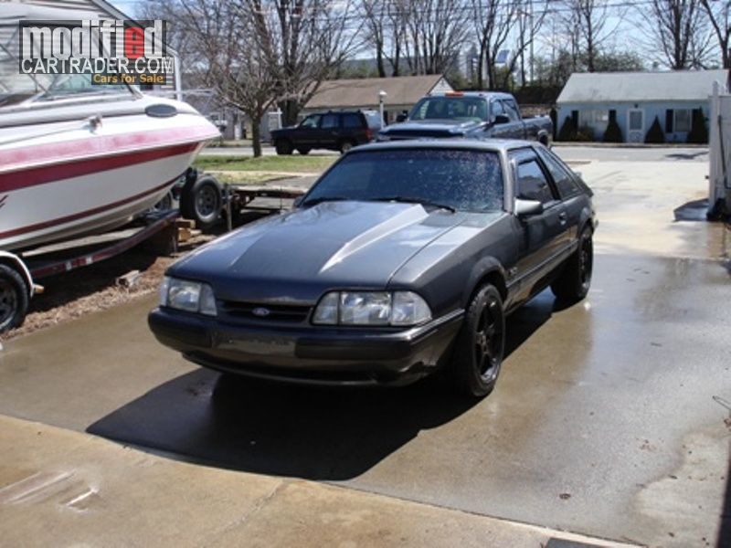 1989 Ford Mustang Lx For Sale Wallingford Connecticut